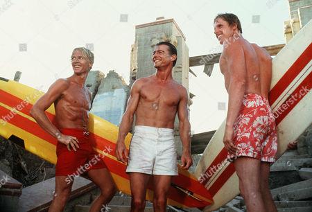 William Katt, Jan-Michael Vincent, Gary Busey