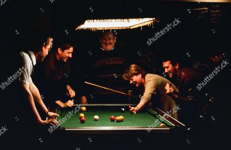 Martin Clunes, Paul Brooke, Craig Ferguson, Brenda Blethyn