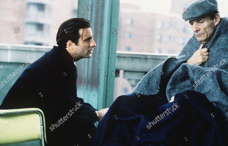 Andy Garcia, Ron Leibman