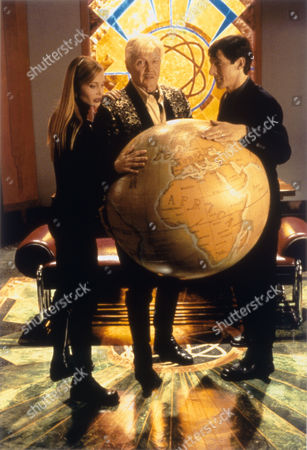 Stock Image of Anastasia Trovato, Jon Voight, Peter Wingfield