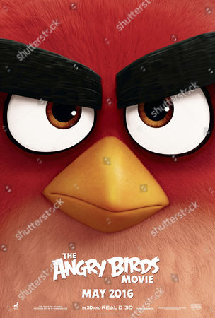 Editorial image of The Angry Birds Movie - 2016