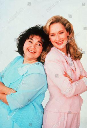 Roseanne Barr, Meryl Streep