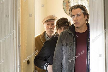 Christopher Plummer, Travis Aaron Wade, John Travolta