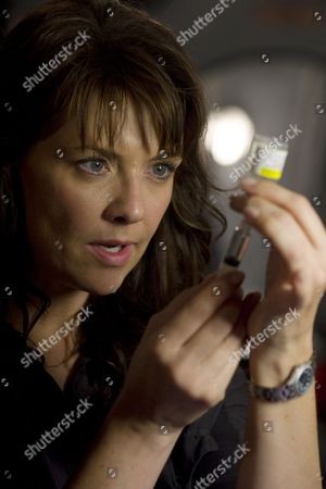Stock Picture of Amanda Tapping