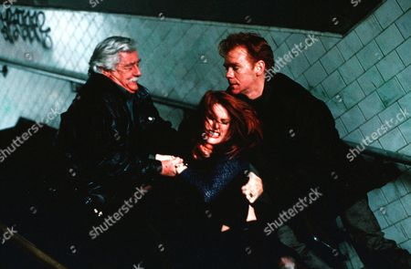 Stock Photo of Kenny King, Angie Everhart, David Caruso