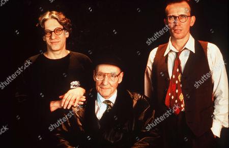 David Cronenberg, William Burroughs, Peter Weller