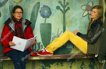Stock Image of Jannicke Systad Jacobsen, Helene Bergsholm