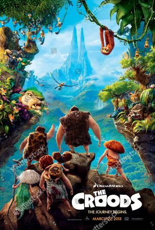 Stock Picture of The Croods (2013)