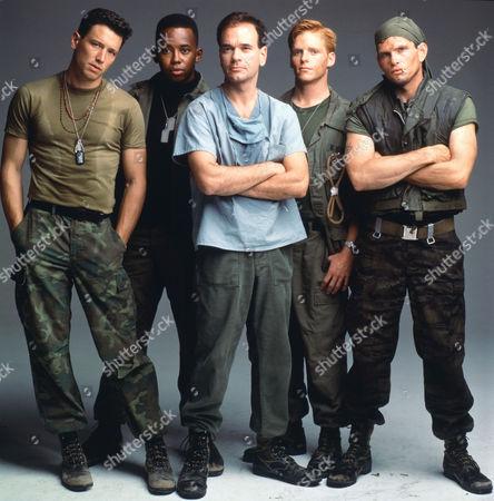 Brian Wimmer, Michael Boatman, Robert Picardo, Ned Vaughn, Jeff Kober