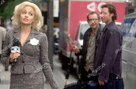 Angelina Jolie, Max Baker, Edward Burns