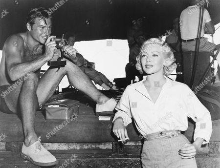 Lex Barker, Lana Turner
