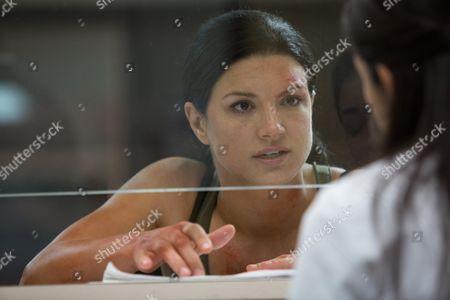 Stock Photo of Gina Carano
