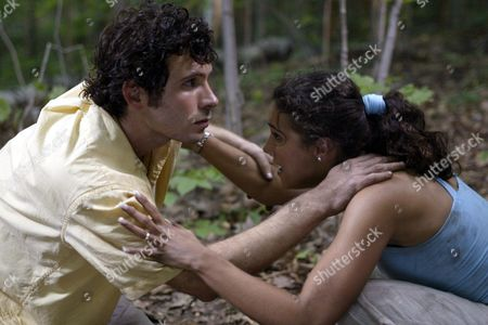 Editorial photo of Wrong Turn - 2003