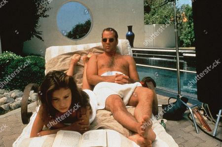 Jane March, Bruce Willis