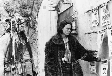 Gary Farmer, Johnny Depp