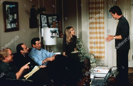 Philip Seymour Hoffman, David Paymer, Alec Baldwin, Sarah Jessica Parker, William H. Macy