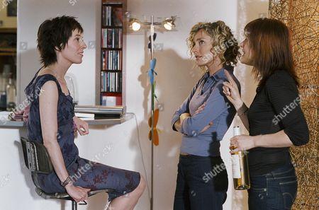 Christine Anglio, Juliette Arnaud, Corinne Puget