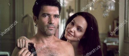 Antonio Banderas, Angelina Jolie