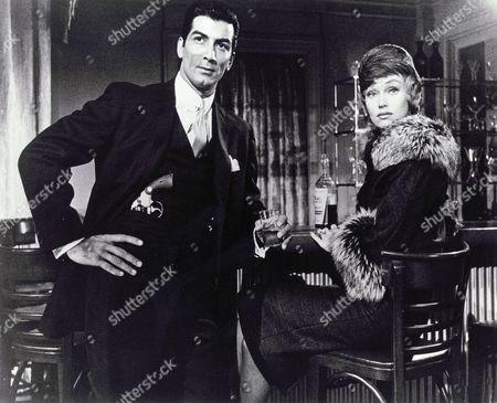Stock Picture of Ray Danton, Karen Steele