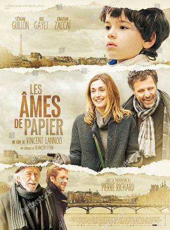 Julie Gayet, Stephane Guillon, Pierre Richard, Jonathan Zaccai