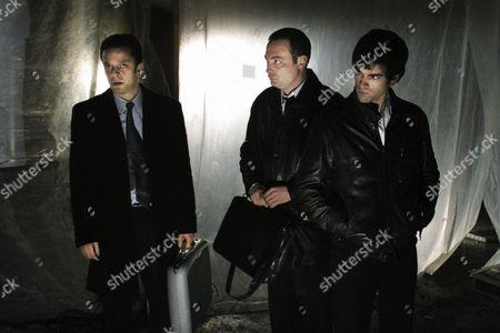 Jonathan Zaccai, Gilles Cohen, Romain Duris