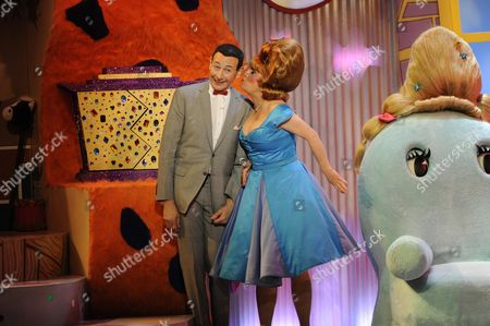Editorial picture of The Pee-Wee Herman Show On Broadway - 2011