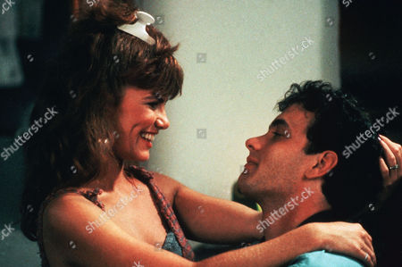 Tawny Kitaen, Tom Hanks