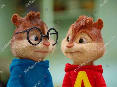 Alvin and The Chipmunks - The Squeakquel (2009)