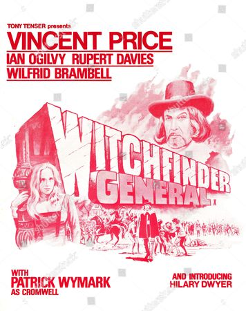 Hilary Dwyer, Vincent Price