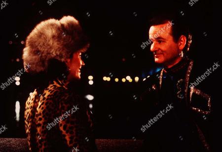 Joanne Whalley-Kilmer, Bill Murray