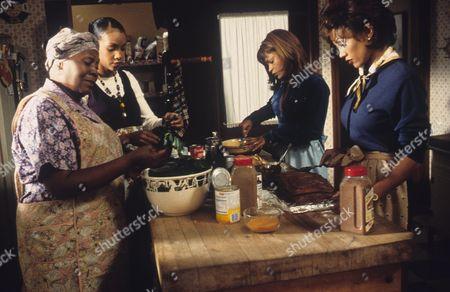 Irma P. Hall, Vanessa L. Williams, Vivica A. Fox, Nia Long