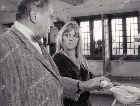 Lionel Stander, Francoise Dorleac