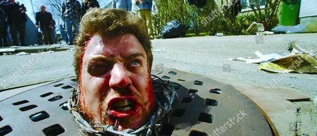 Editorial photo of Hobo With A Shotgun - 2011