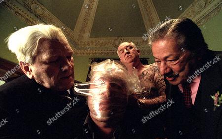 Clive Russell, David Calder, Saeed Jaffrey