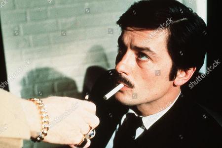 Stock Picture of Alain Delon