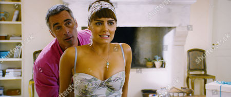 Stock Picture of Greg Wise, Annabel Scholey