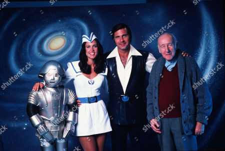 Erin Gray, Gil Gerard, Wilfred Hyde White