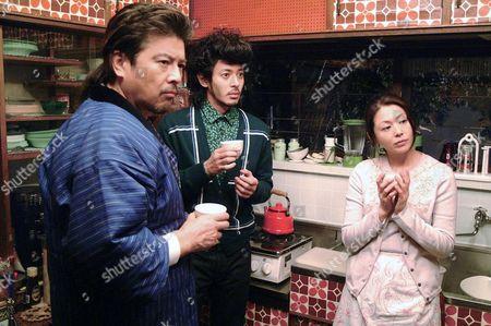Tomokazu Miura, Jo Odagiri