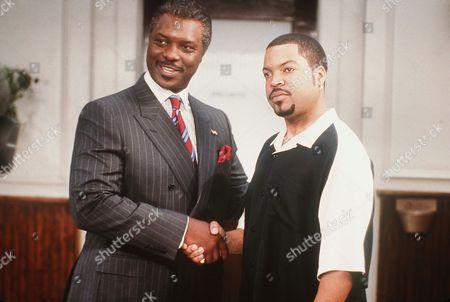 Robert Wisdom, Ice Cube