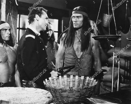Pat Conway, Chuck Connors