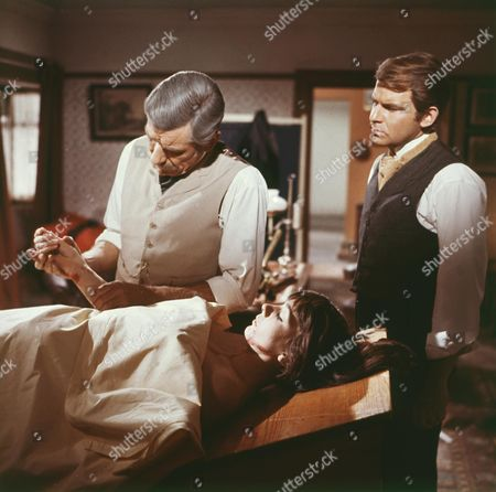 Brook Williams, Jacqueline Pearce, Andre Morell