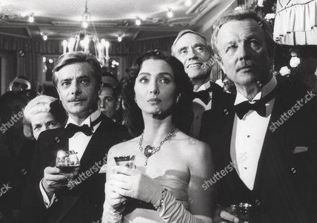 Giancarlo Giannini, Christine Kaufmann, Mel Ferrer, Rudolf Lenz