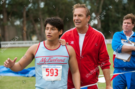 Stock Photo of Carlos Pratts, Kevin Costner
