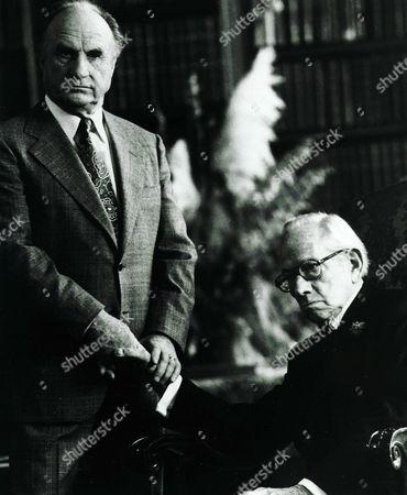 Jack Warden, Melvyn Douglas
