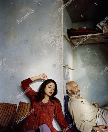 Golshifteh Farahani, Hamidreza Javdan