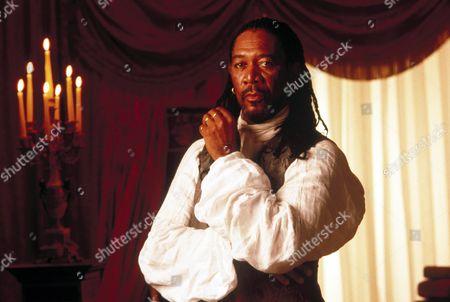 Stock Picture of Morgan Freeman