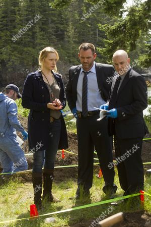 Laura Prepon, Ty Olsson, Brian Markinson