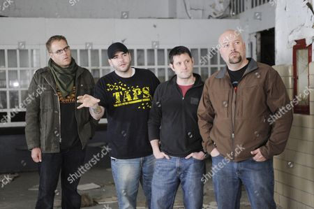 Editorial image of Ghost Hunters - 2004-2012