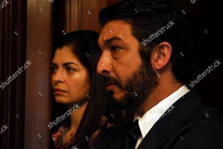 Soledad Villamil, Ricardo Darin