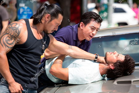 Sam Medina, Johnny M. Wu, Taylor Lautner